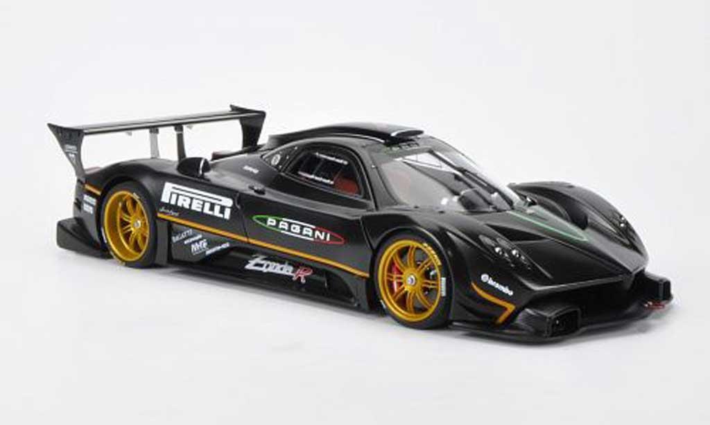 Pagani Zonda R 1/18 Autoart Nurburgring Lap Time ecord 2010 miniature