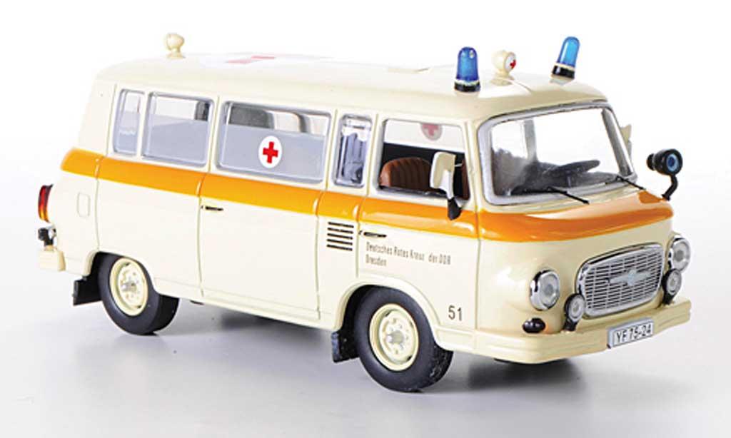 Barkas B1000 Polizei Tschechien  1970 1:43 Ist-Models