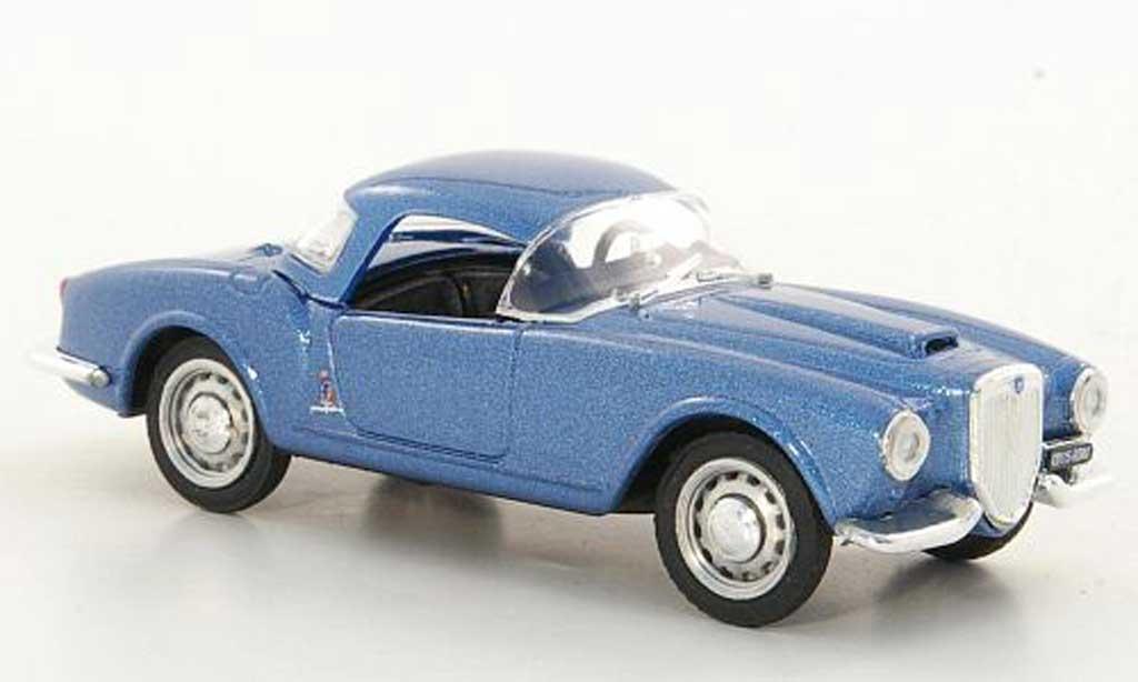 Lancia Aurelia B24 1/43 Brumm Hardtop bleu 1955 miniature