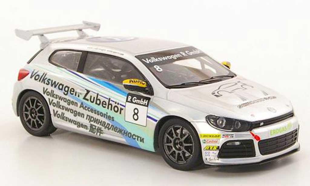 Volkswagen Scirocco R-Cup 1/43 Spark No.8 Volkswagen Zubehor diecast
