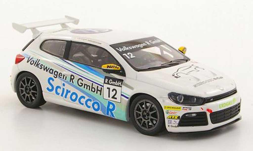 Volkswagen Scirocco R-Cup 1/43 Spark No.12 R GmbH diecast