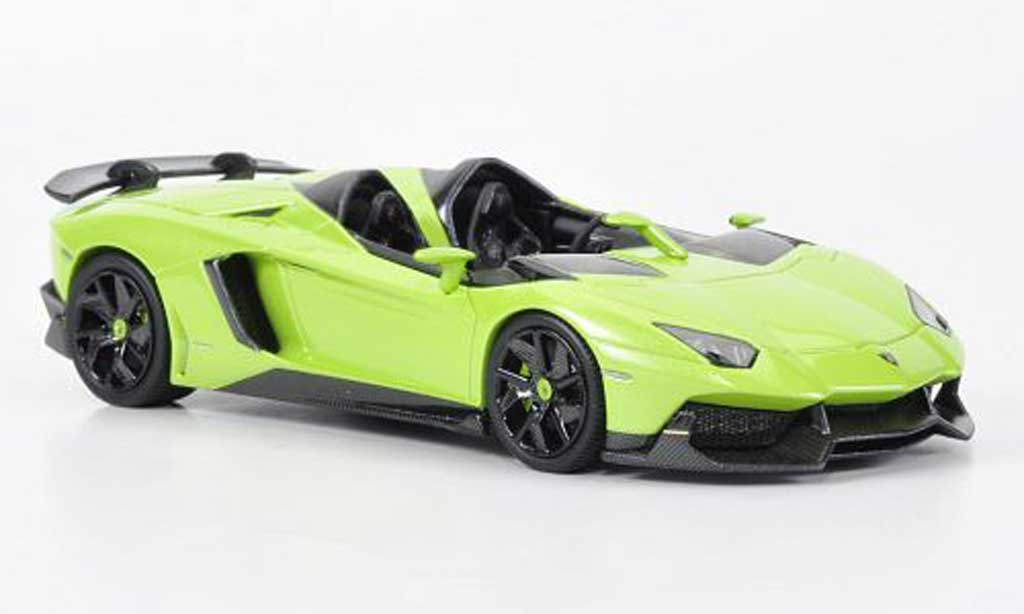 Lamborghini Aventador J 1/43 Look Smart gum. Autosalon Genf 2012 diecast model cars