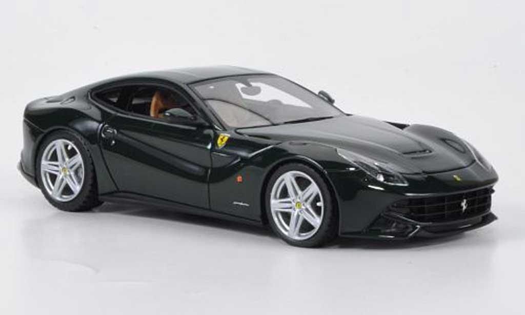 Ferrari F12 1/43 Look Smart Berlinetta grun 2012 modellautos