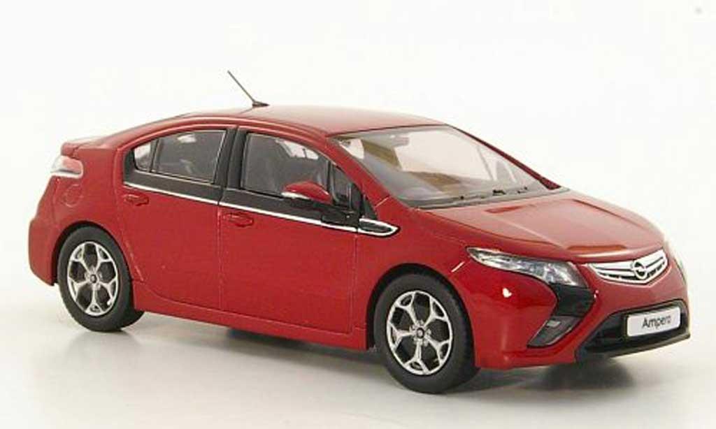 Opel Ampera 1/43 MotorArt rouge 2011 miniature