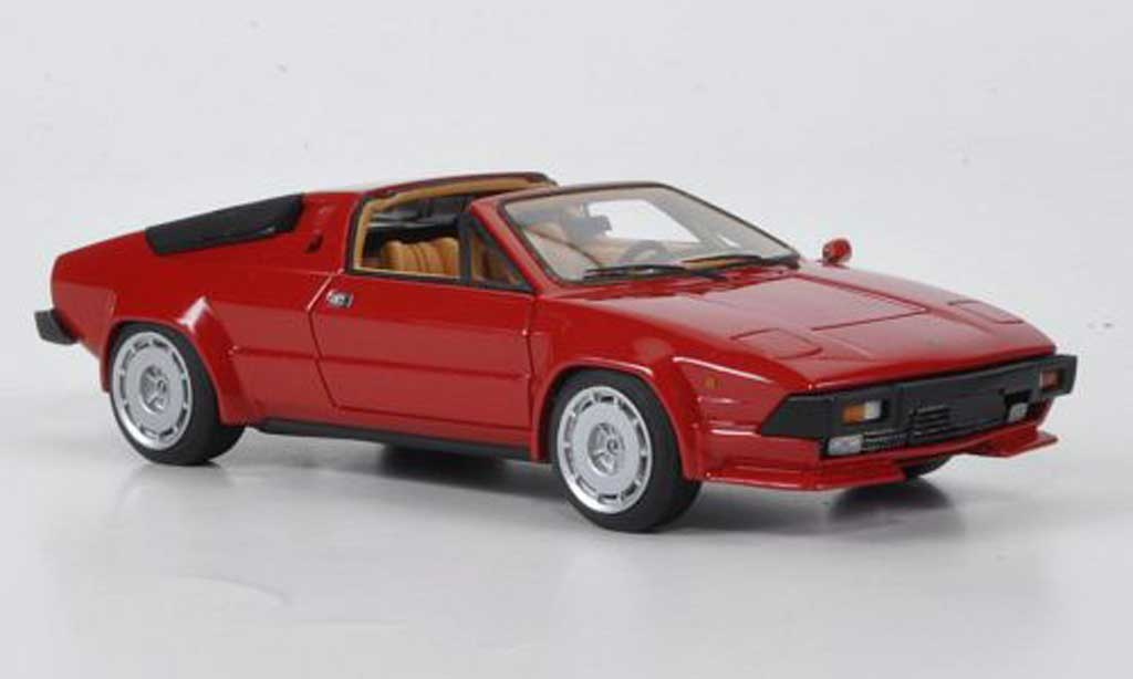 Lamborghini Jalpa 1/43 Look Smart red 2012 diecast