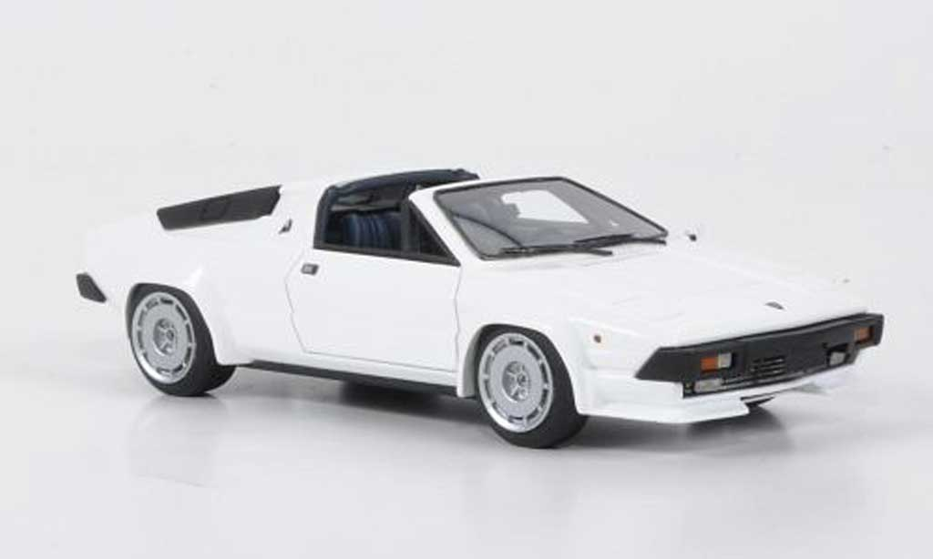 Lamborghini Jalpa 1/43 Look Smart white 2012 diecast