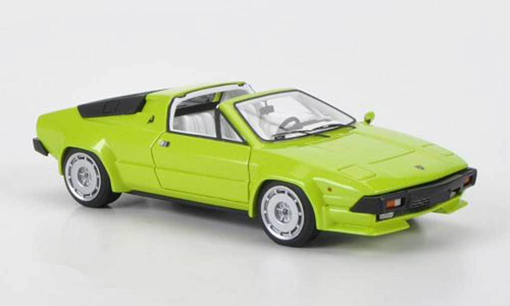 Lamborghini Jalpa 1/43 Look Smart green 2012 diecast