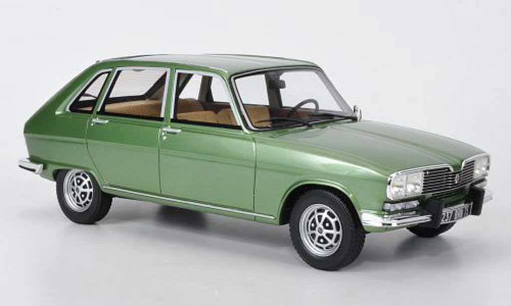 Renault 16 1/18 Ottomobile TX verte miniature