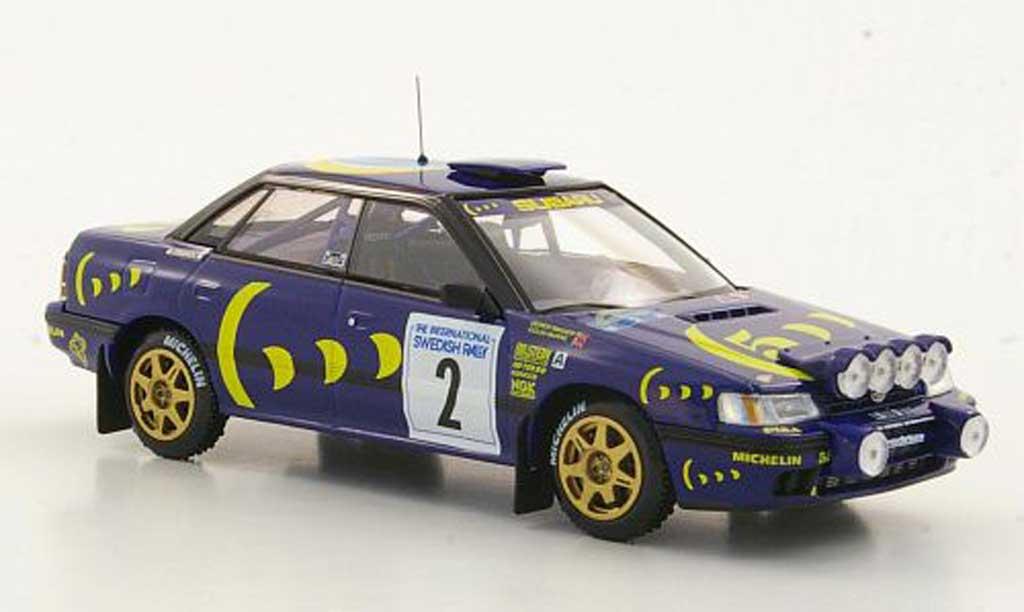 Subaru Legacy RS 1993 1/43 HPI No.2 C.McRae / D.Ringer Rally Schweden miniature