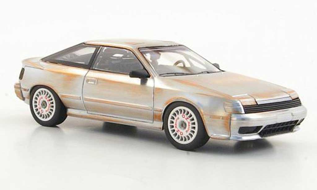 Toyota Celica GT Four 1/43 HPI polierte Metalloptik diecast model cars