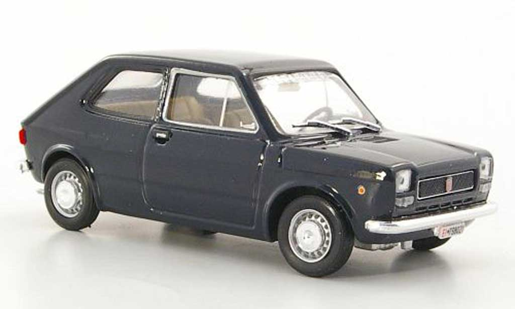 Fiat 127 1/43 Brumm Carabinieri Polizei 1971 diecast model cars
