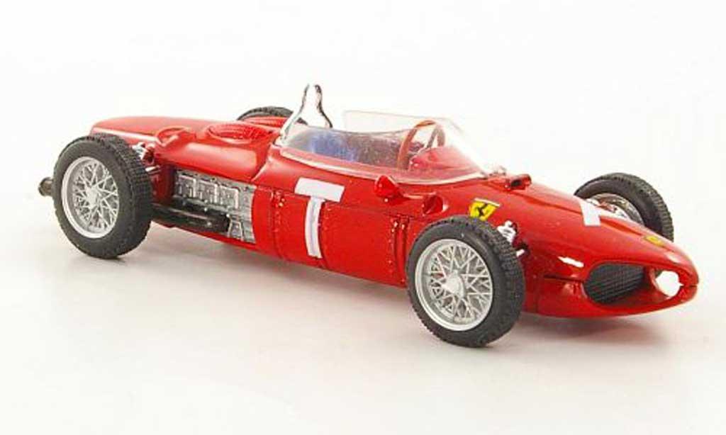 Ferrari 156 1961 1/43 Brumm T-Car miniatura