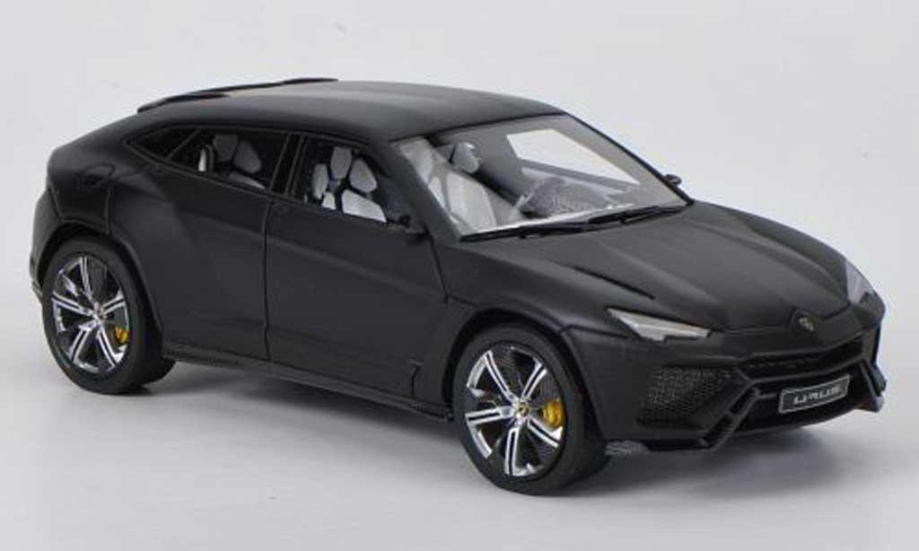 Lamborghini Urus 1/43 Look Smart mattnoire Motorshow Peking 2012 miniature