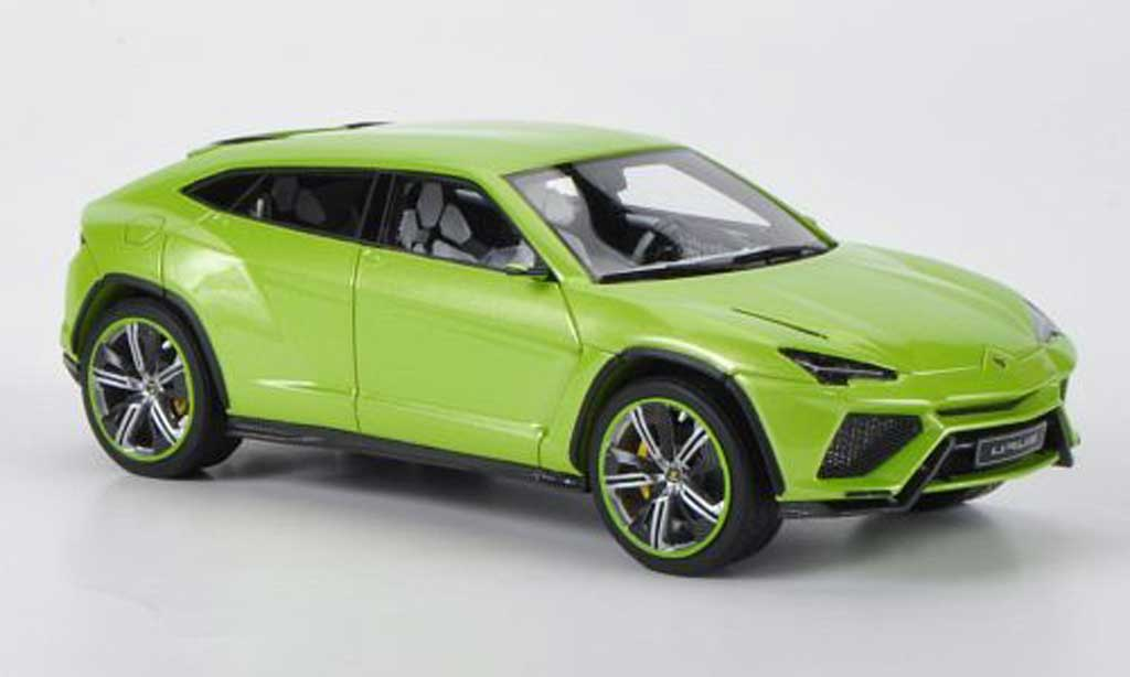 Lamborghini Urus 1/43 Look Smart grun Motorshow Peking 2012 diecast model cars