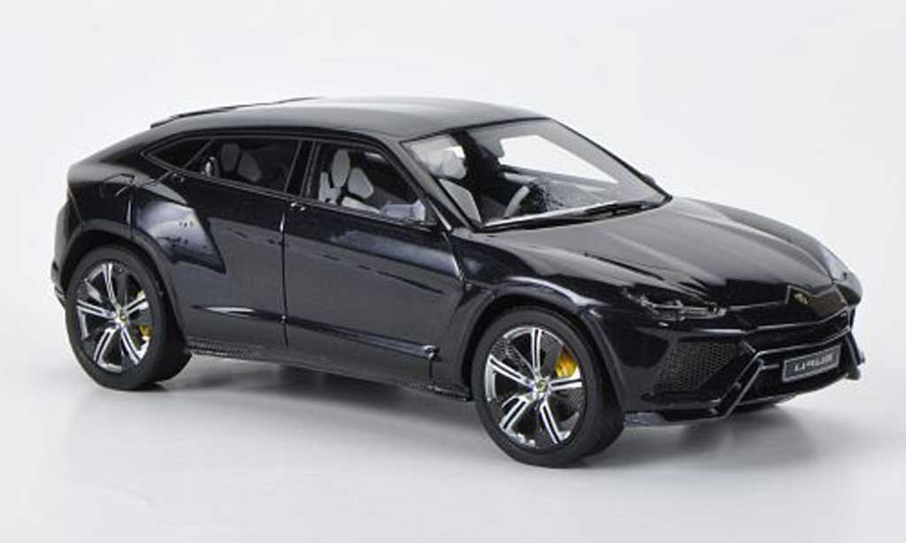 Lamborghini Urus 1/43 Look Smart black Motorshow Peking 2012 diecast