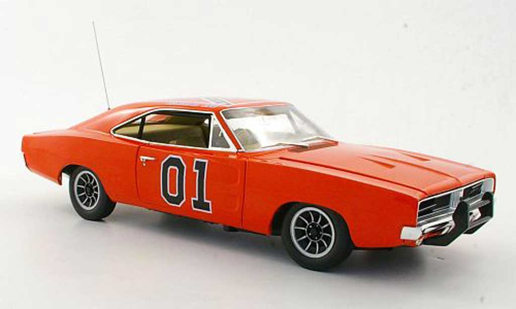 Dodge Charger 1969 1/18 Greenlight General Lee - The Dukes of Hazzard miniature