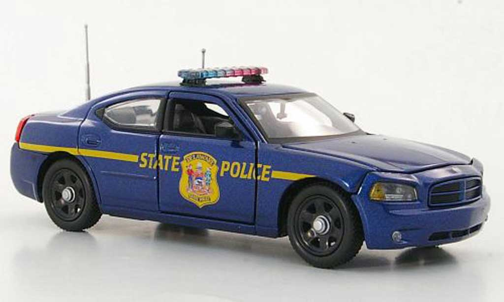 Dodge Charger Police 1/43 First Response Delaware State Polizei (US) miniature