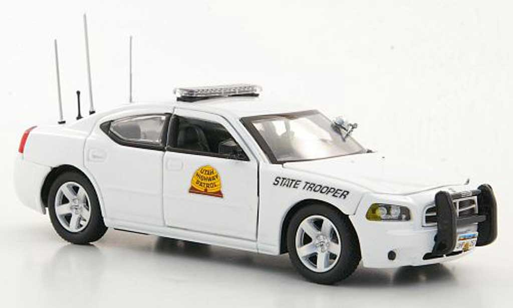 Dodge Charger Police 1/43 First Response Utah Highway Patrol - State Trooper Polizei (US) miniature