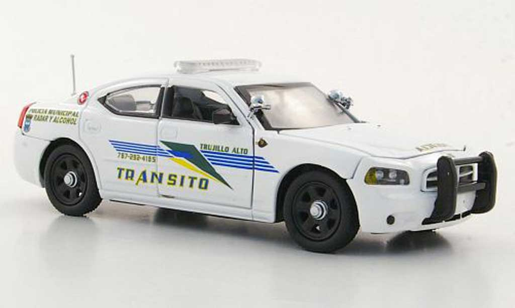 Dodge Charger Police 1/43 First Response Charger Trujillo Alto Policia Municipal Polizei (Puerto Rico) diecast