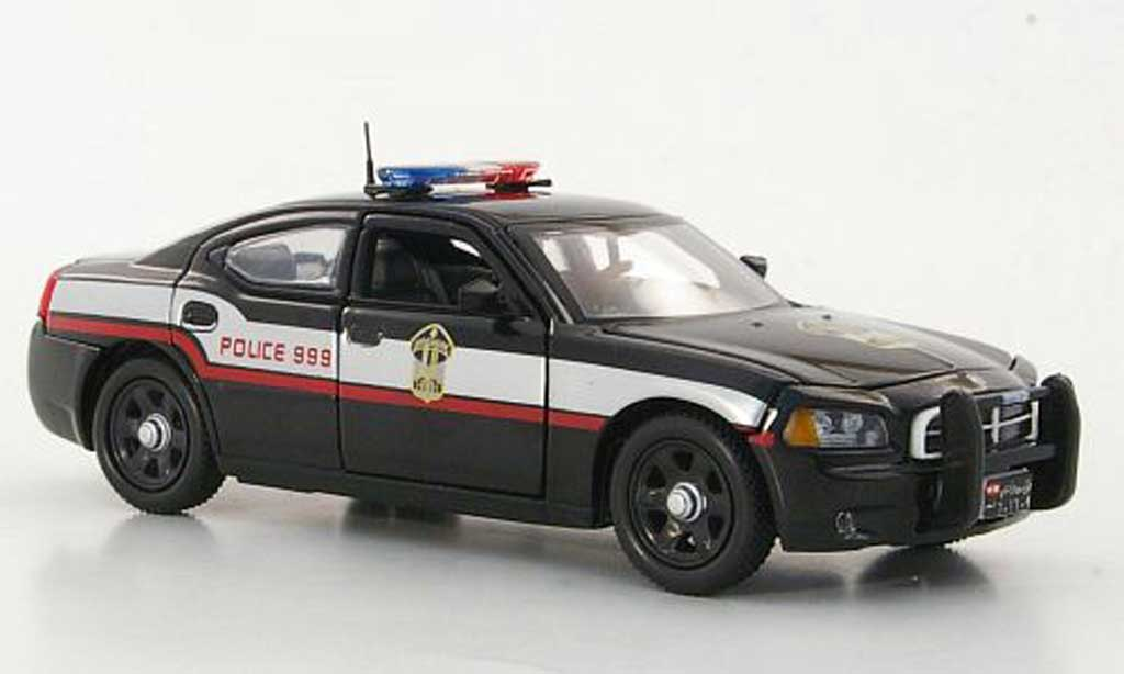 Dodge Charger Police 1/43 First Response Charger Police 999 Polizei Libanon (RL) diecast