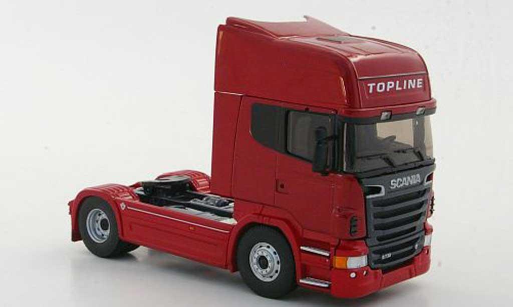 Scania Serie R 1/43 Eligor R500 V8 rouge miniature