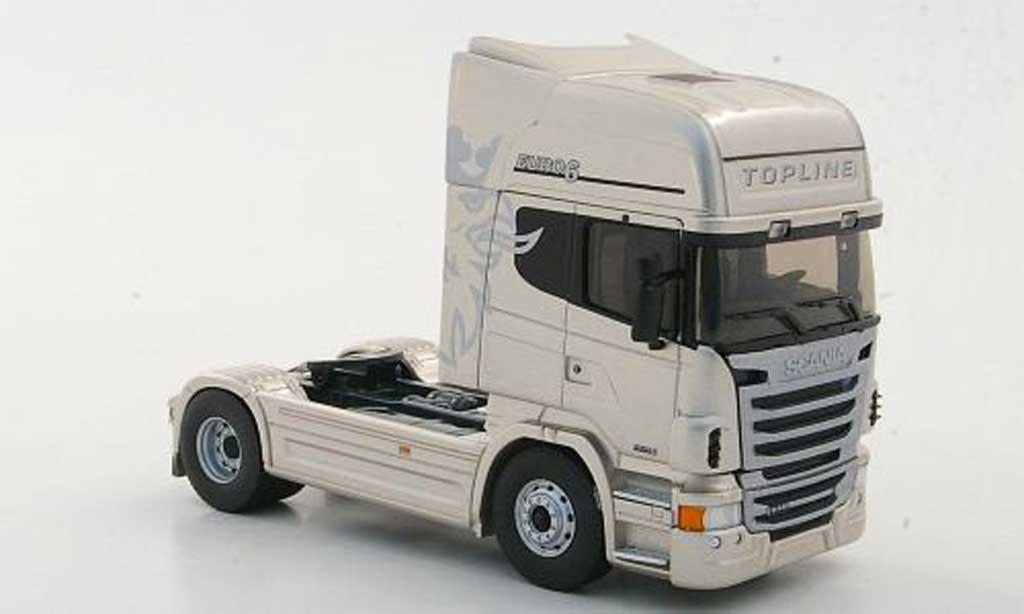 Scania Serie R 1/43 Eligor Euro 6 beige miniature