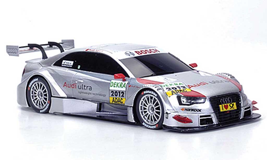 Audi A5 1/43 Spark Prasentationsfahrzeug DTM 2012 miniature