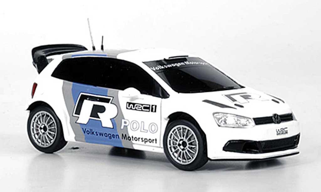Volkswagen Polo WRC 1/43 Spark R No.1 Konzeptfahrzeug diecast