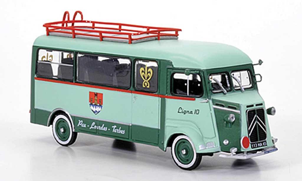 Citroen Type H 1/43 Eligor Lang Autobus de Liaison miniature