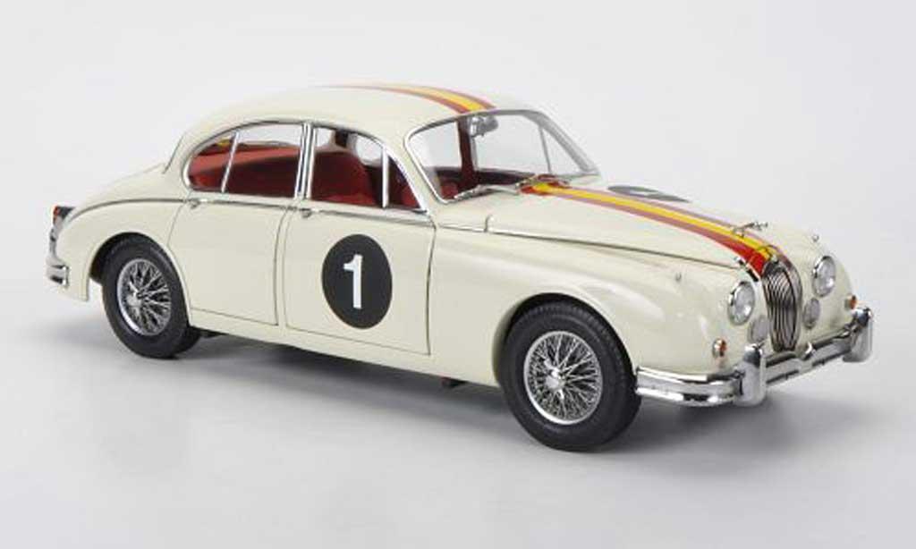 Jaguar MK 2 1/18 Model Icons 3.8 No.1 B.Jane ATCC - Australian Touring Car Championship 196 miniature