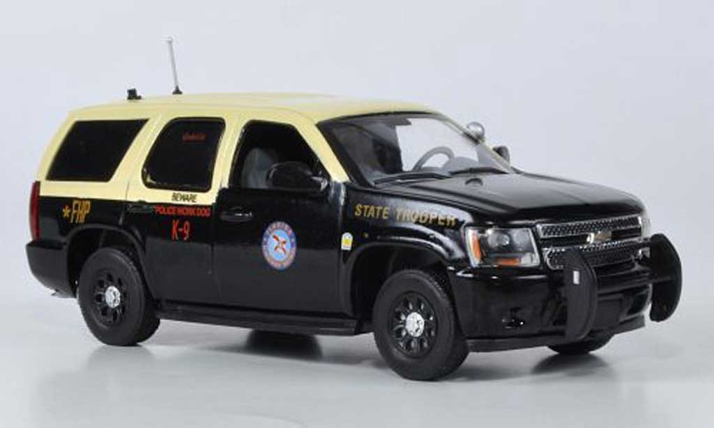 Chevrolet Tahoe 1/43 First Response Florida Highway Patrol K-9 2011 diecast model cars