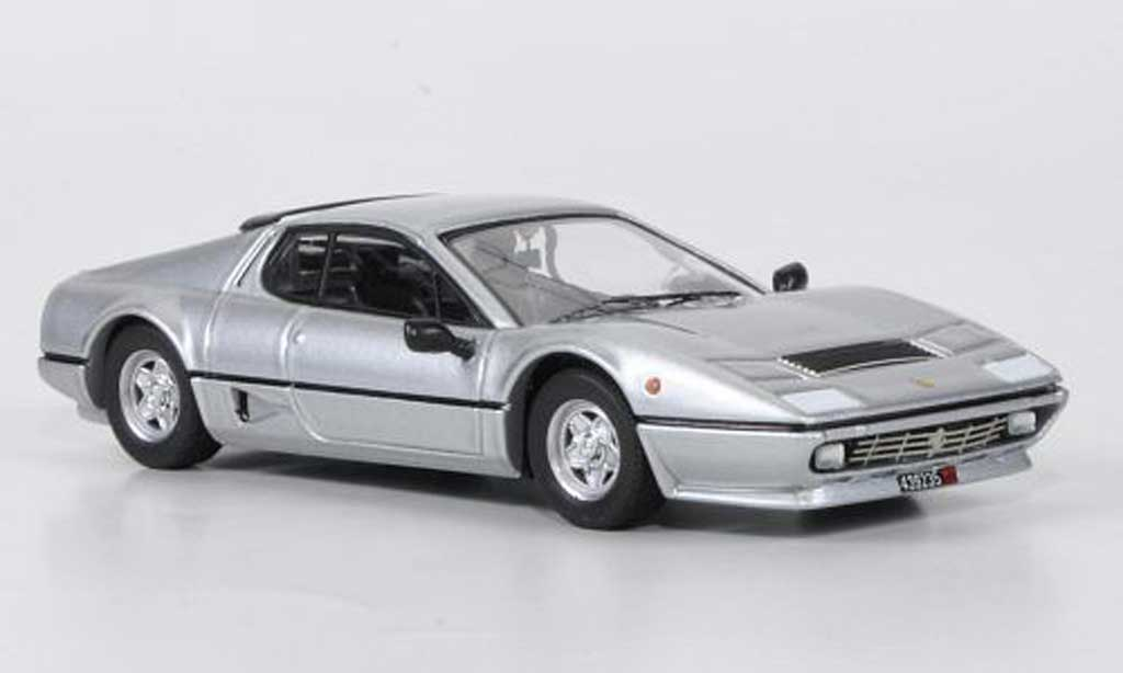 Ferrari 512 BB 1/43 Best grey grey diecast model cars