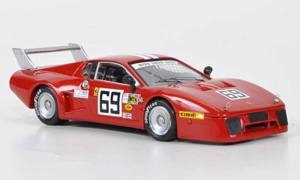 Ferrari 512 BB LM 1/43 Best No.69 Dieudonne / Henn 24h Daytona 1980 diecast model cars