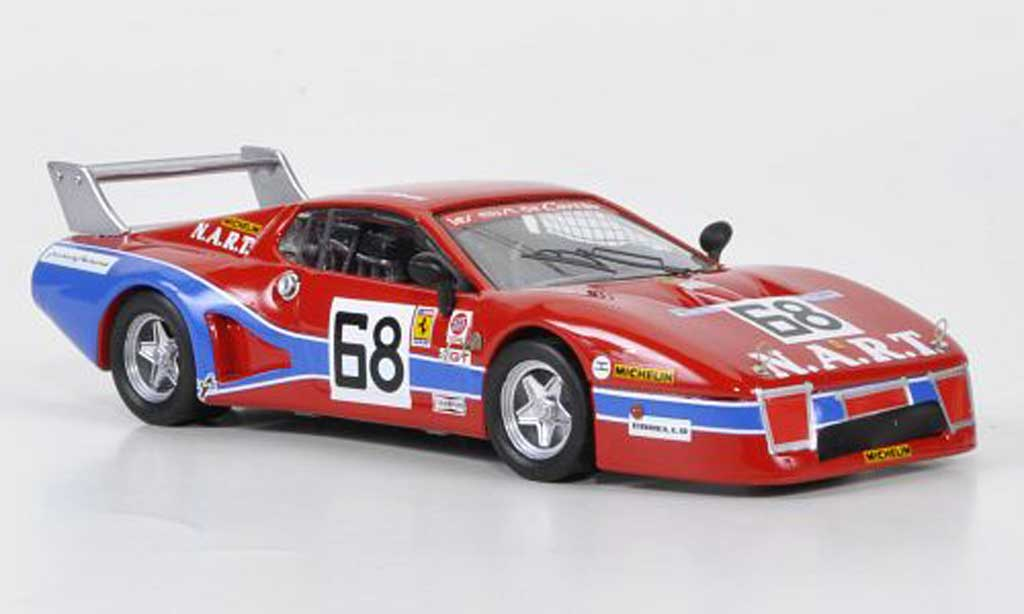 Ferrari 512 BB LM 1/43 Best No.68 Tullius / Bedars 24h Daytona 1979 diecast model cars
