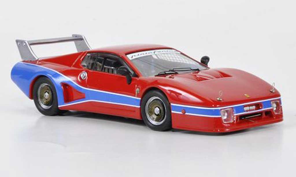 Ferrari 512 BB LM 1/43 Best Testfahrzeug 1978 coche miniatura