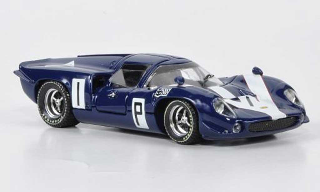 Lola T70 1967 1/43 Best Coupe No.1 Surtees / Hobbs Nurburgring miniature