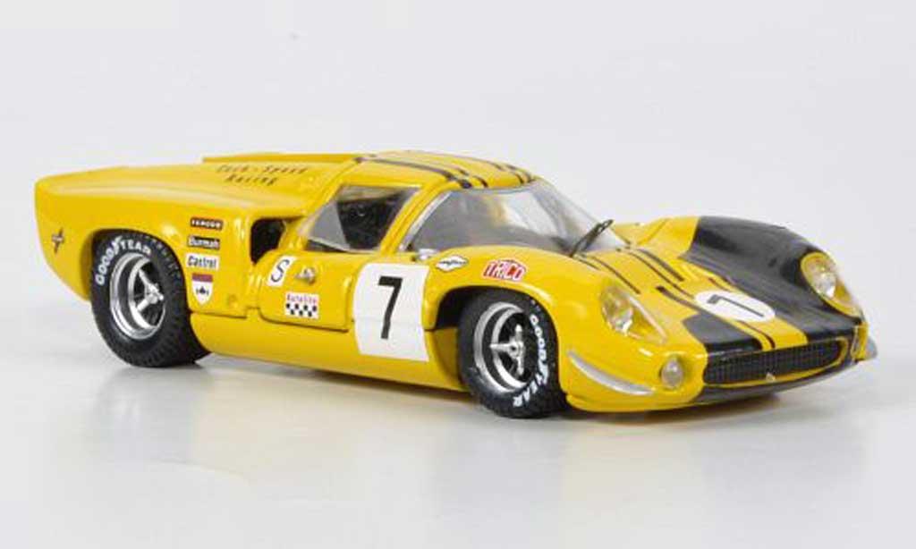 Lola T70 1969 1/43 Best Coupe No.7 Craft / Lieddel Brands Hatch miniature