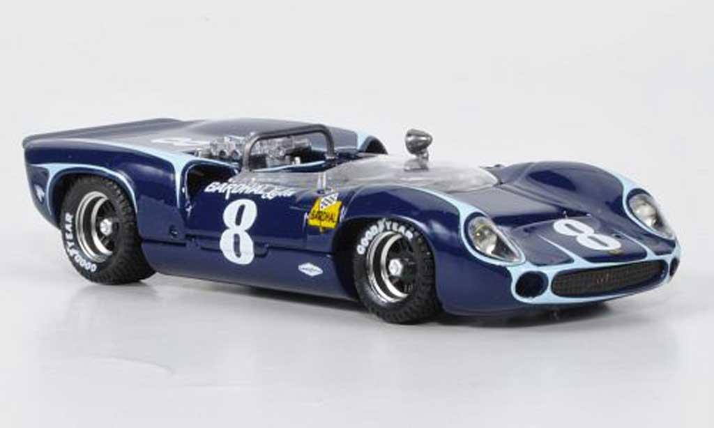 Lola T70 1966 1/43 Best Spider No.8 J.Grant Watkins Glen miniature