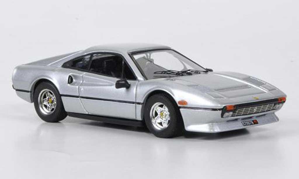 Ferrari 308 GTB 1/43 Best grey grey 1978 diecast model cars