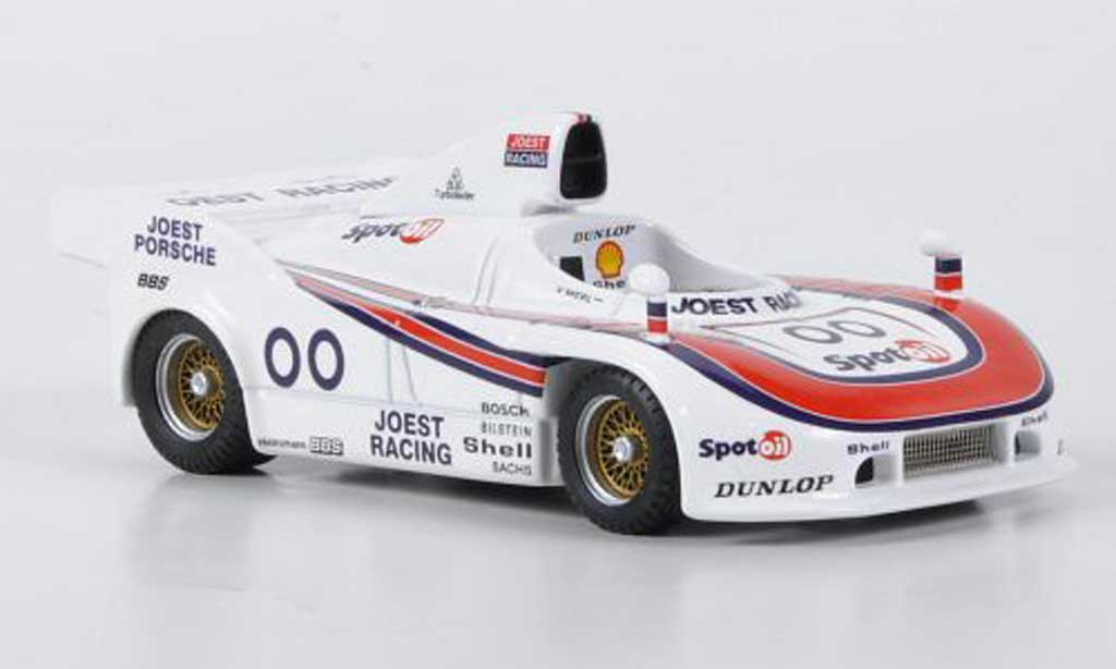 Porsche 908 1981 1/43 Best No.00 Joest Racing V.Merl Most diecast