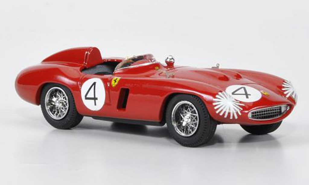 Ferrari 750 1955 1/43 Best Monza No.4 Tourist Trophy diecast