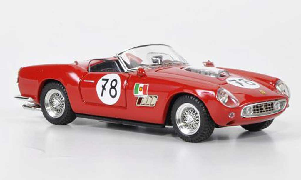 Ferrari 250 GT California 1/43 Art Model No.78 P.Gerini Nurburgring 1960 miniatura
