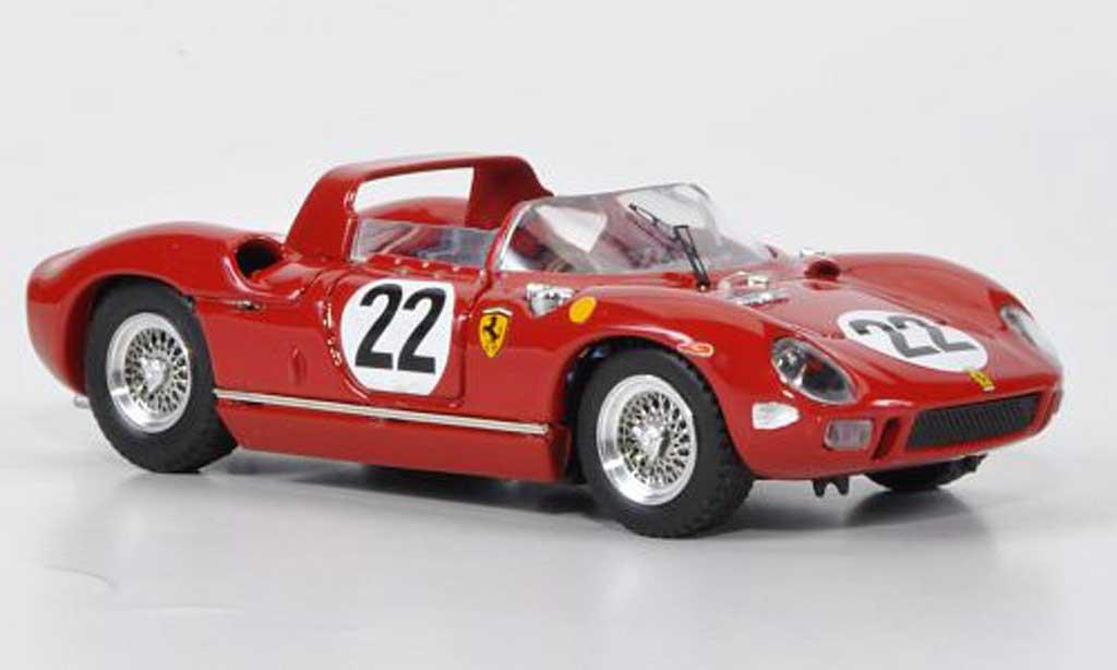 Ferrari 275 1964 1/43 Art Model P No.22 Baghetti / Maglioli 24h Le Mans miniature