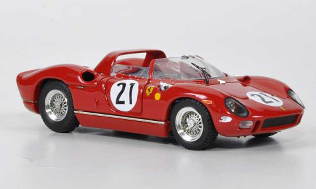 Ferrari 275 1964 1/43 Art Model P No.21 Parkes / Scarfiotti 24h Le Mans diecast model cars