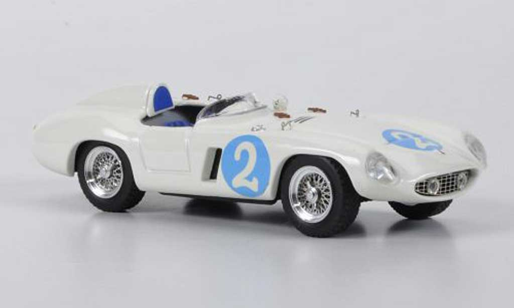 Ferrari 750 1956 1/43 Art Model Monza No.2 P.Hill Palm Springs miniature