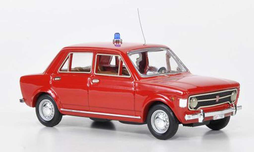 Fiat 128 1/43 Rio Pompieri pompier 1970 diecast