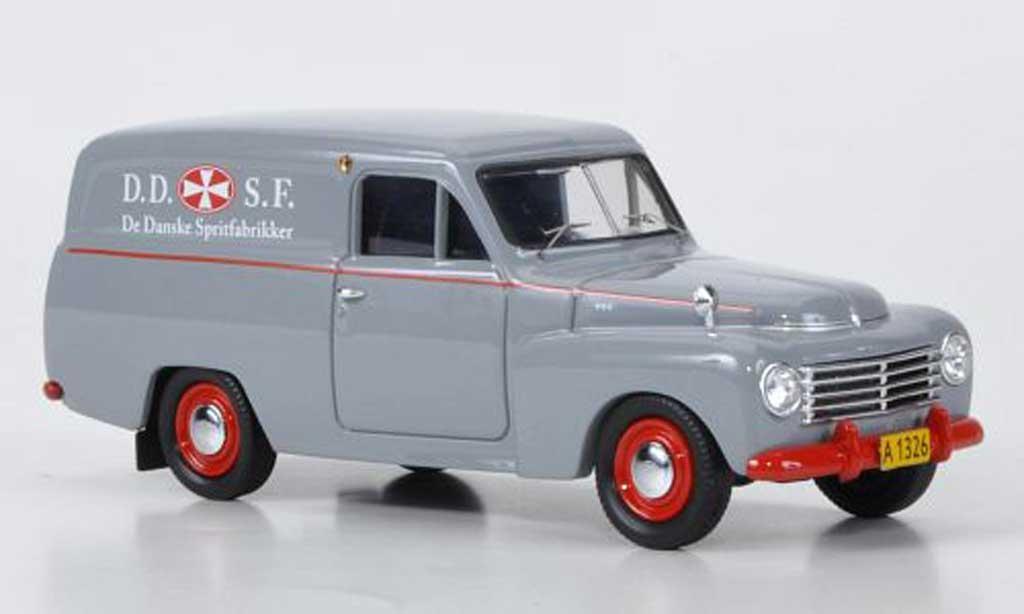 Volvo 445 1/43 Skandinavisk Duett D.D.S.F. - De Danske Spritfabrikker 1956 miniature