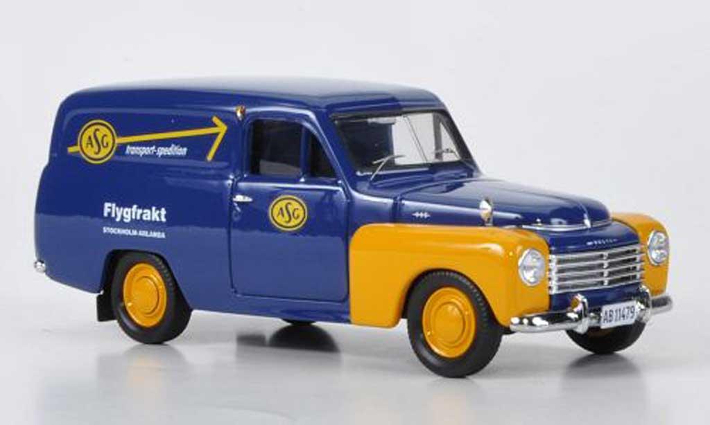 Volvo 445 1/43 Skandinavisk Duett ASG 1956 miniature