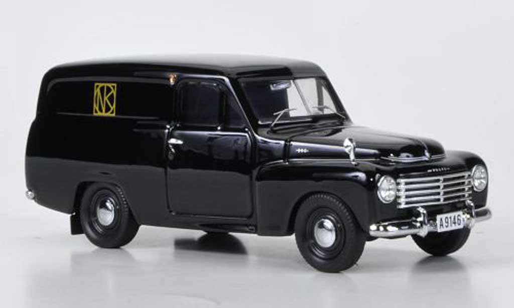 Volvo 445 1/43 Skandinavisk Duett NK 1956 miniature