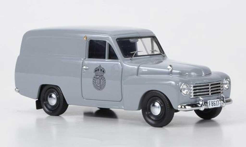 Volvo 445 1/43 Skandinavisk Duett Husqvarna 1956 miniature